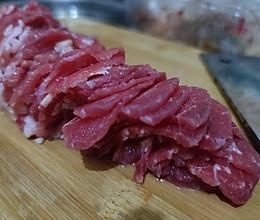 小炒牛肉的做法