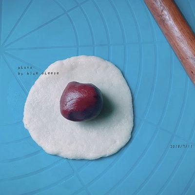 樱花酥的做法 步骤9