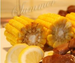 黄油玉米的做法