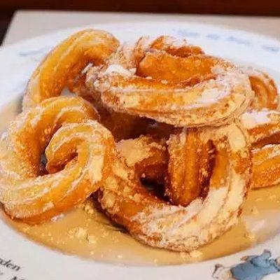 西班牙油条——吉事果churros