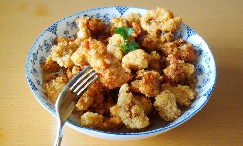 <台菜>黄金鳕鱼柳的做法