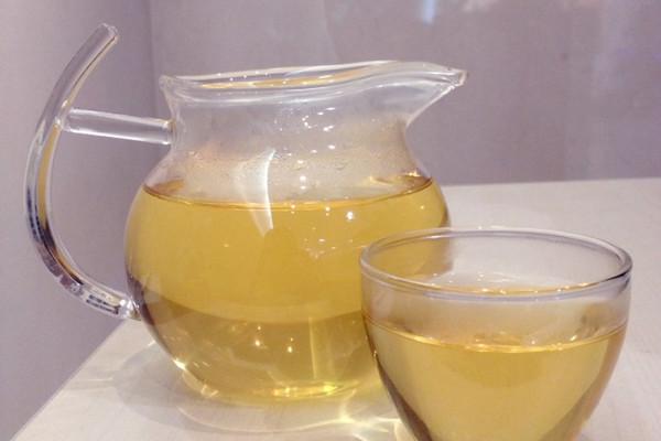 雪菊橙茶的做法