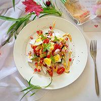 减肥必备—蔬菜鸡胸肉沙拉的做法图解5