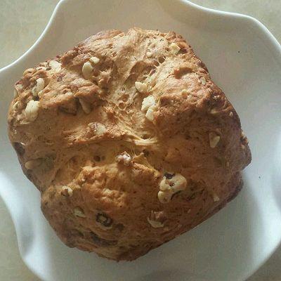 面包机版普通甜面包(零失败)