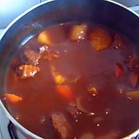 土豆炖牛肉的做法图解10