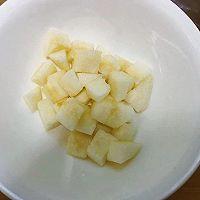 梨子红枣小米粥的做法图解1