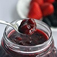 草莓桑葚酱