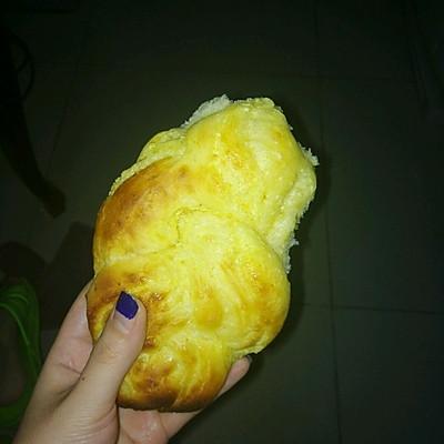 椰蓉面包的做法 步骤7