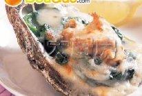 奶酪焗生蚝的做法