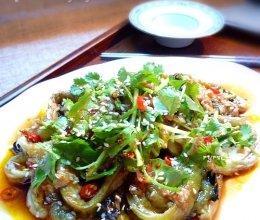 焦香手撕茄子——节后清肠素菜的做法