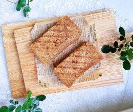 #肉食者联盟#芝士鱼丸帕尼尼#麦子厨房早餐机#的做法