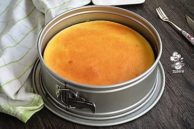 轻乳酪蛋糕 - 蛋糕不开裂进口即化
