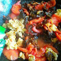 木耳番茄炒蛋的做法图解9