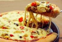 田园披萨#博世红钻家厨#的做法