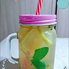 百香果薄荷柠檬蜂蜜茶#爱乐甜夏日轻脂甜蜜#