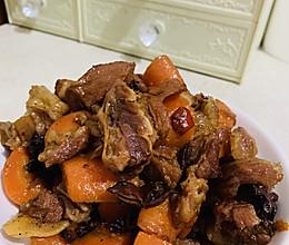 你们爱的牛肉胡萝卜来了的做法