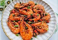 好吃到舔指的酥脆椒盐虾的做法