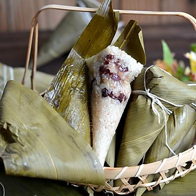 蜜豆錐子粽