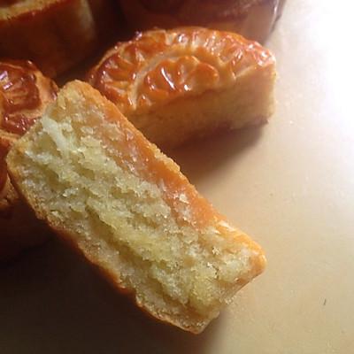 椰蓉月饼(一个菜鸟新手的制作心得)