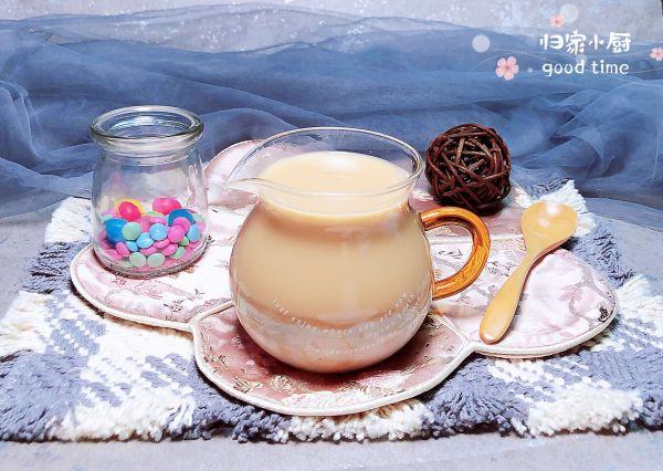 香芋奶茶的做法