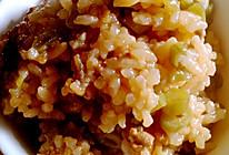 快手菜 扁豆焖饭的做法