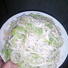 干丝会白菜