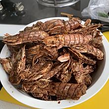 东北酱炒虾爬子(皮皮虾)