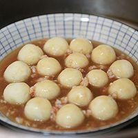 虾仁土豆丸子的做法图解7