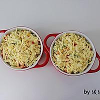虾仁芝士焗饭的做法图解5