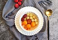 清肺去火消食水果汤的做法