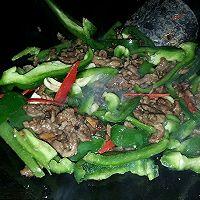青椒牛肉的做法图解5