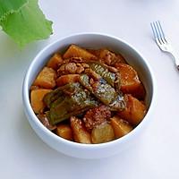 虎皮青椒酱土豆