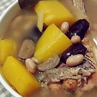 木瓜花生红枣鱼尾汤----小丽家常菜