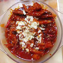 韩式辣炒鸡爪