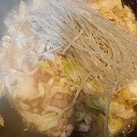 #快手又营养,我家的冬日必备菜品#板乌肉丝煨白菜的做法图解17