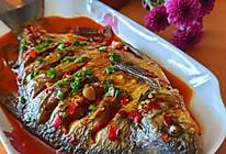 五步做成色香味俱全的红烧鱼的做法