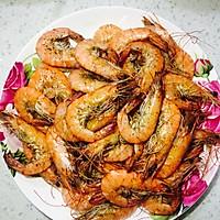 黑胡椒煎虾的做法图解4