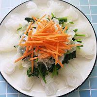 #爽口凉菜,开胃一夏!魔芋菠菜沙拉的做法图解8