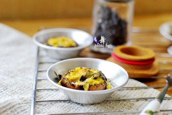 香菇焗蛋的做法