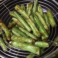 干煸四季豆的做法图解5