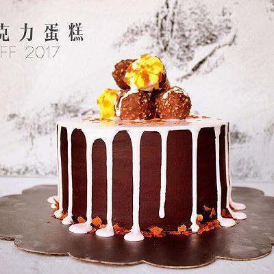 FLUFF巧克力蛋糕