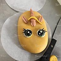 【卡通馒头&卡通包】小马宝莉雪糕馒头,棒棒糖馒头的做法图解8