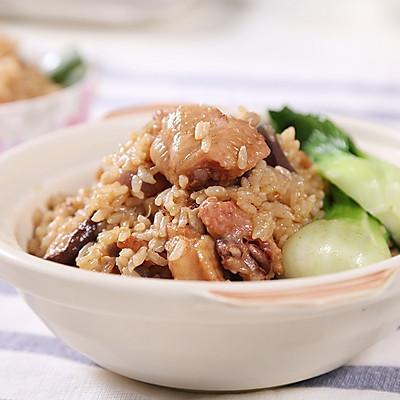 黄焖鸡米饭—自动烹饪锅食谱