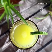 【苹果黄瓜汁】#豆果魔兽季邪能饮料#