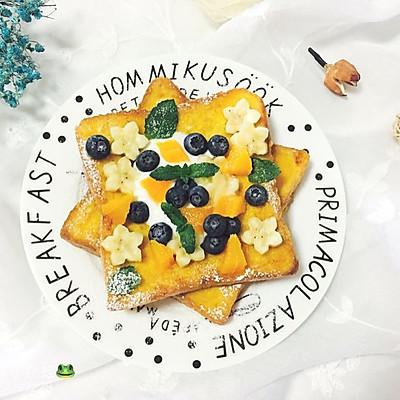 快手早餐之法式西多士