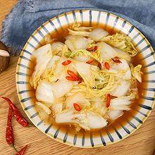 #美食视频挑战赛# 醋辣白菜