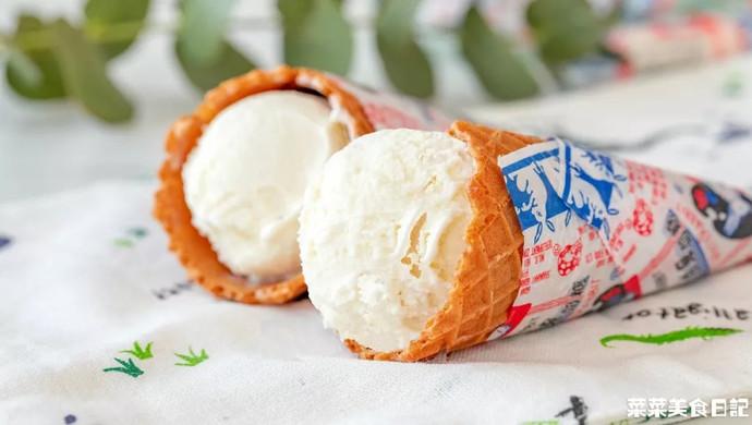 大白兔奶糖雪糕|甜蜜回忆