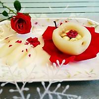 冰雪玫瑰—还原旅游卫视《我家厨房》剧中菜谱的做法图解3