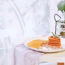 宝宝辅食9➕ 奶香胡萝卜松饼