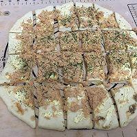 肉松海苔手撕面包 直接法的做法图解10